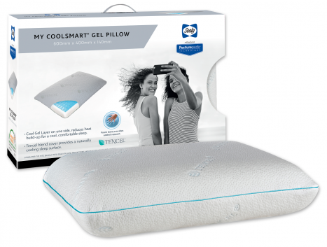 Sealy Posturepedic - My CoolSmart Gel Pillow