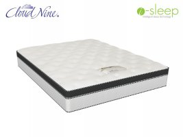 Cloud Nine - Grande BT - Queen Size Mattress [Extra Length]