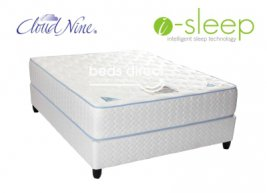 Cloud Nine - Grande - Queen Size Bed Set [Extra Length] (Jhb/Pta Only)