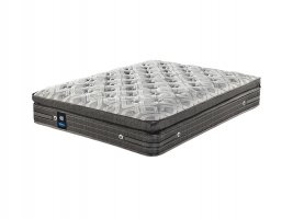 Sealy Posturepedic - Claris Plush - Double Mattress [Extra Length]