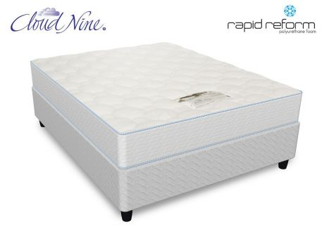 Cloud Nine - Mono-Flex - Double Bed Set