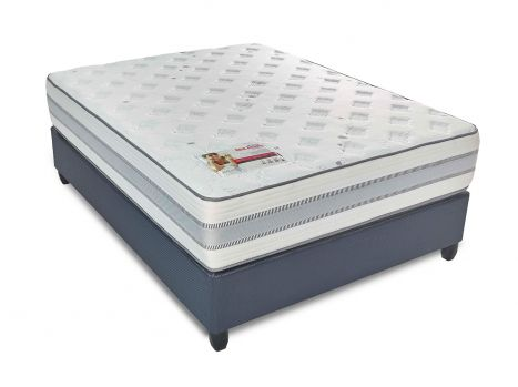 Rest Assured - Body Balance - Queen Size Bed Set [Extra Length]