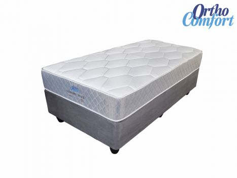 Ortho-Comfort - Luxury Flex - Three Quarter Bed Set