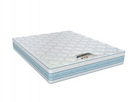 Cloud Nine - Blue 50th Anniversary - Queen Size Mattress [extra Length]