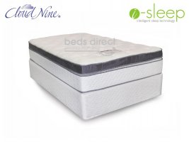 Cloud Nine - Grande BT - Three Quarter Bed Set [Extra Length]