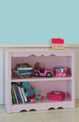 Tendaluv Bookcase - Blush (Jhb/Pta Only)