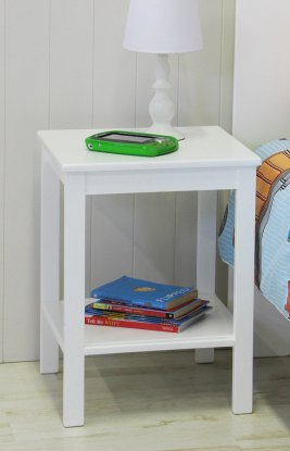 Sleepi Side Table - White (Jhb/Pta Only)