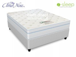 Cloud Nine - Camden XT - Queen Size Bed Set [Extra Length]