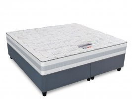 Cloud Nine - Chiroflex VX - King Size Bed Set
