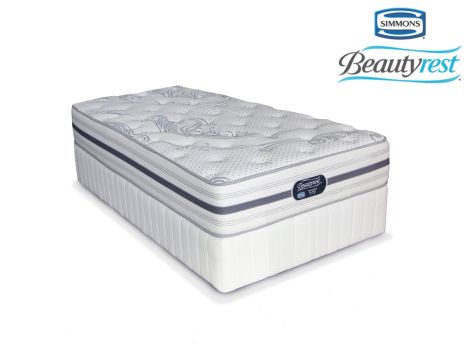 Simmons Beautyrest - Recharge Ultra - Firm - Three Quarter Bed Set [Extra Length]