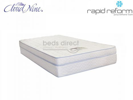 Cloud Nine - Neuroflex BT - Single Mattress [Extra Length]