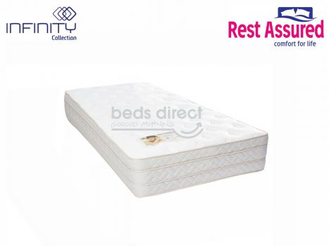 Rest Assured - Body Posture - Single Mattress [Extra Length]
