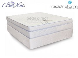 Cloud Nine - Neuroflex BT - Queen Size Bed Set [Extra Length]
