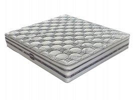 Slumberland - Springfield Plush - King Size Mattress