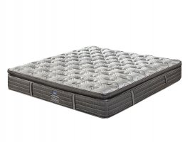 Sealy Posturepedic - Rialto Medium Pocket - King Size Mattress [Extra Length]