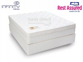 Rest Assured - Body Care NT - Queen Size Bed Set