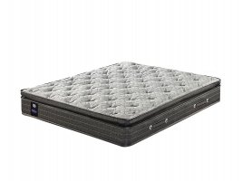 Sealy Posturepedic - Amon Plush - Queen Mattress [Extra Length]