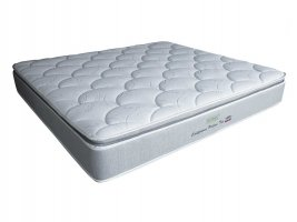 Restonic - California Medium Pillow Top - King Size Mattress [Extra Length] (Jhb/Pta Only)