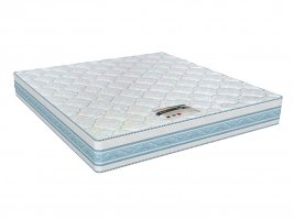Cloud Nine - Blue 50th Anniversary - King Size Mattress [extra Length]