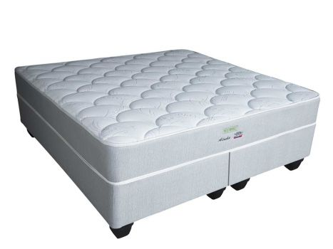 Restonic - Alaska Firm - King Size Bed Set (Jhb/Pta Only)