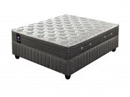 Sealy Posturepedic - Amon Firm - Double Bed Set [Extra Length]