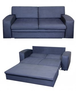 Boston Double Sleeper Couch - (Jhb/Pta Only)