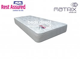 Rest Assured - Vito - Single Mattress [Extra Length] (Jhb/Pta Only)