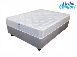 Ortho-Comfort - Sleep-Rite - Queen Size Bed Set