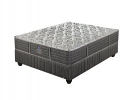 Sealy Posturepedic - Rialto X-Firm Pocket - Double Bed Set