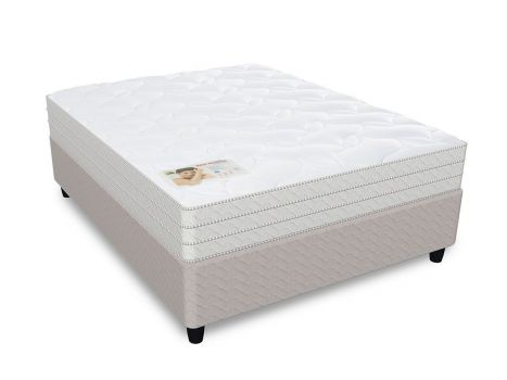 Rest Assured - Body Posture - Queen Size Bed Set