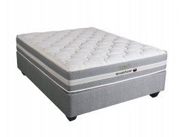 Restonic - Nevada Pocket - Double Bed Set