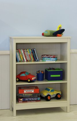 Bookcase - 900 x 1200 - white (Jhb/Pta Only)