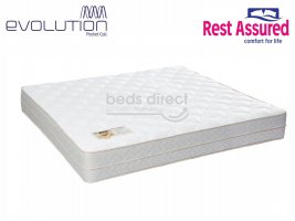 Rest Assured - Somerset NT - King Size Mattress (Jhb/Pta Only)