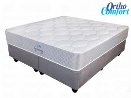 Ortho-Comfort - Orthopaedic - King Size Bed Set [Extra Length]