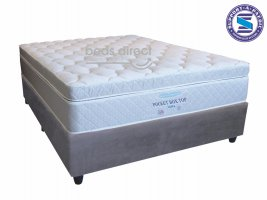 Support-a-Paedic - Pocket Box Top - Chiro Gel - Double Bed Set (Cape Town Only)