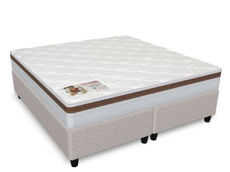 Rest Assured - Somerset NT - King Size Bed Set [Extra Length]