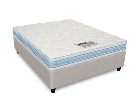 Cloud Nine - Classic - Queen Size Bed Set [Extra Length]
