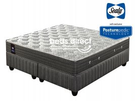 Sealy Posturepedic - Amon Firm - King Size Bed Set