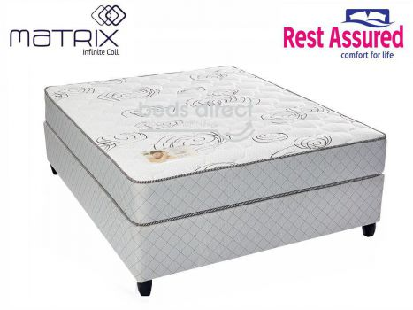 Rest Assured - Vito NT - Double Bed Set