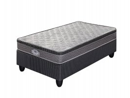 Edblo - Kwango Support Top - Single Bed Set