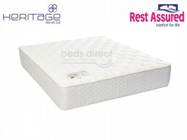 Rest Assured - MQ10 - Double Mattress [Extra Length]