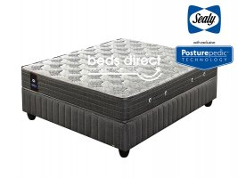 Sealy Posturepedic - Amon Firm - Double Bed Set