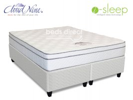 Cloud Nine - Epic Comfort - King Size Mattress + FREE BASE