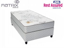 Rest Assured - Vito NT - Three Quarter Bed Set (Jhb/Pta Only)