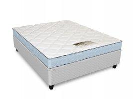 Strandmattress Dreamquilt Deluxe Queen Size Bed Set
