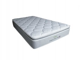 Restonic - California Medium Pillow Top - Three Quarter Mattress (Jhb/Pta Only)