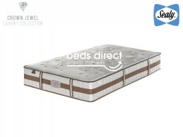 Sealy Posturepedic - Crown Jewel - Tranquil Firm - Three Quarter Mattress [Extra Length]