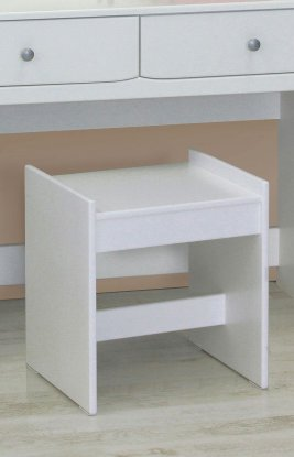 Stool - White (Jhb/Pta Only)