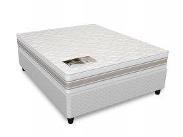 Rest Assured - Weightmaster - Queen Size Bed Set [Extra Length]