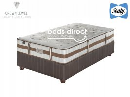Sealy Posturepedic - Crown Jewel - Tranquil Firm - Three Quarter Bed Set